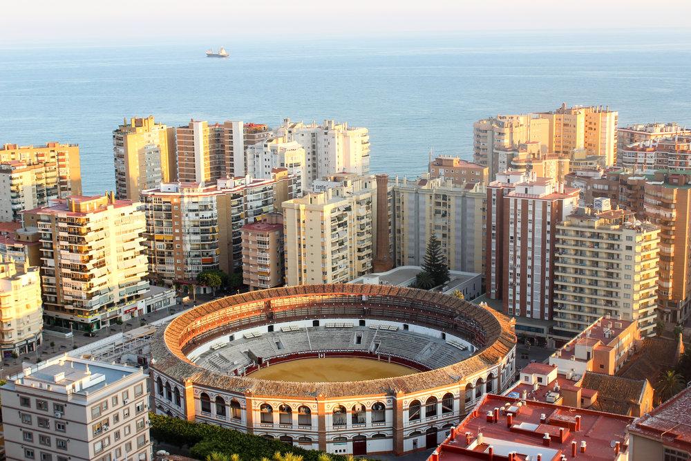 Malaga, Andalusia, Spain, Europe | www.DoLessGetMoreDone.com |