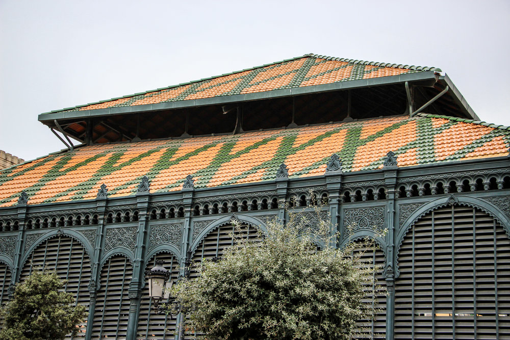 Central Market, Malaga, Andalusia, Spain, Europe | www.DoLessGetMoreDone.com |