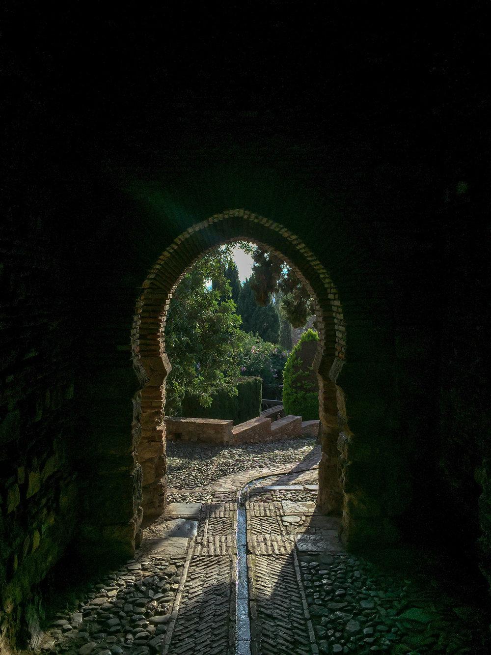 Alcazaba of Malaga, Malaga, Andalusia, Spain, Europe | www.DoLessGetMoreDone.com |