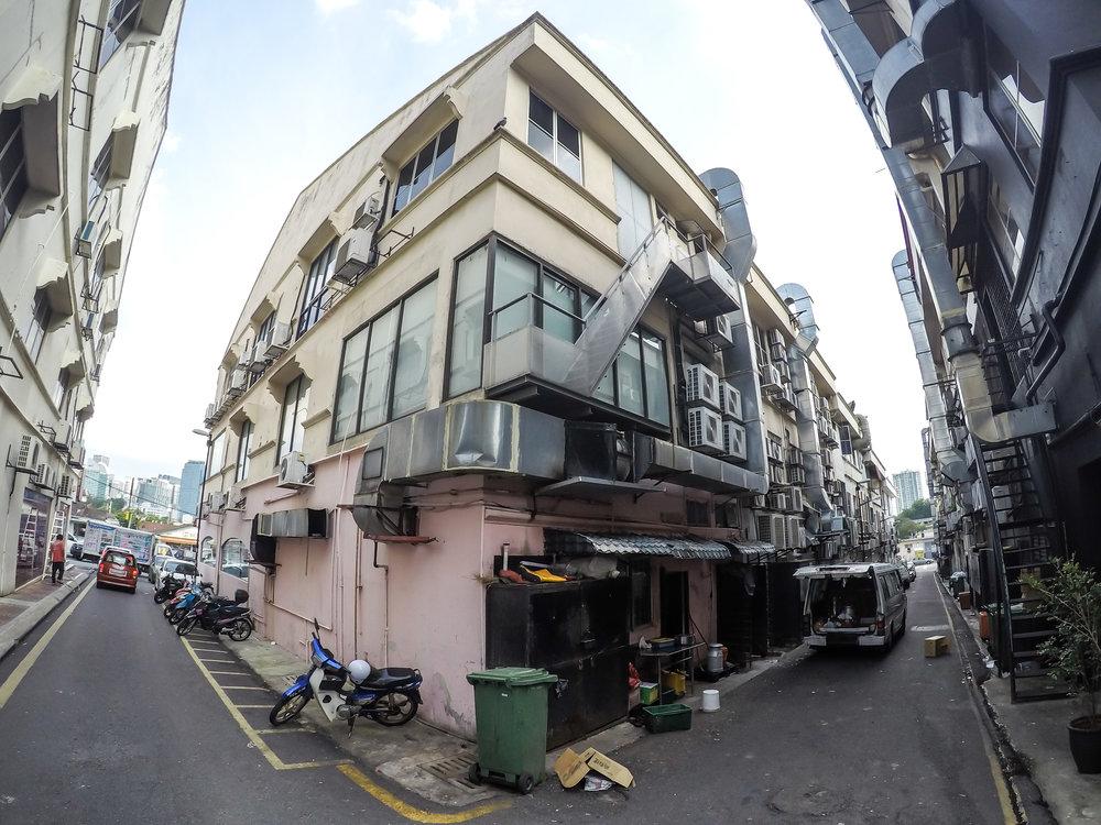 Bangsar Baru, Kuala Lumpur, Malaysia | DoLessGetMoreDone.com |