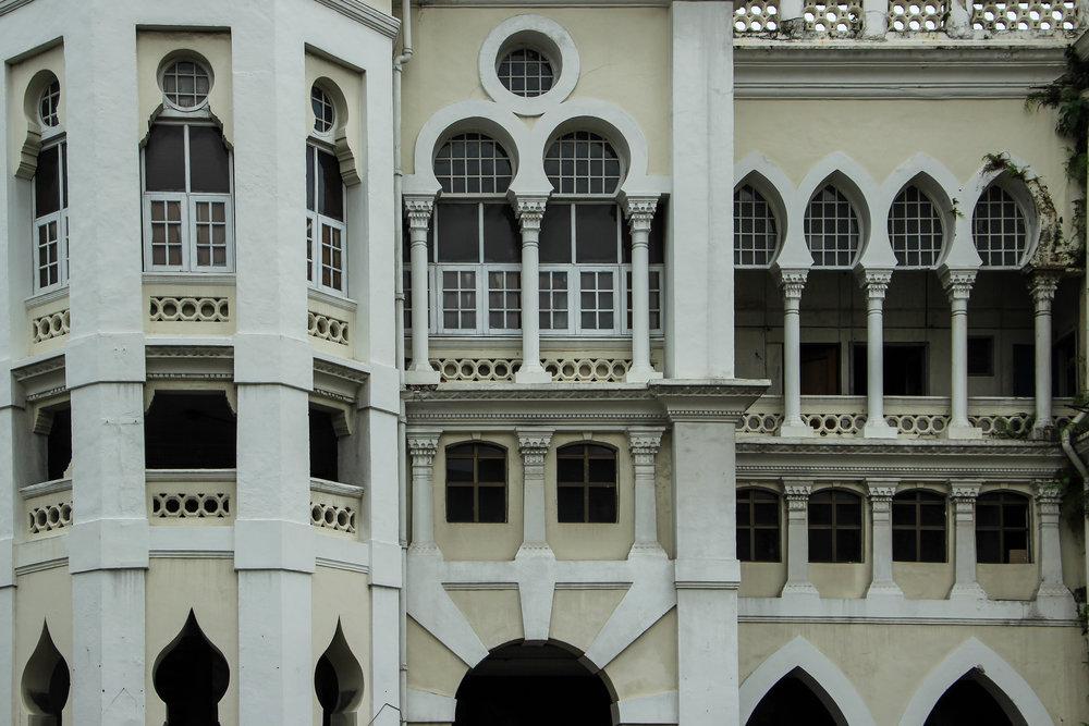 Kuala Lumpur Railway Station, Kuala Lumpur, Malaysia | DoLessGetMoreDone.com |