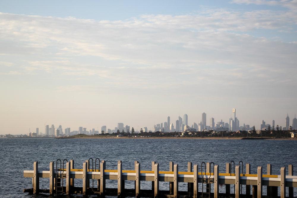 St Kilda, Melbourne, Australia | DoLessGetMoreDone.com |