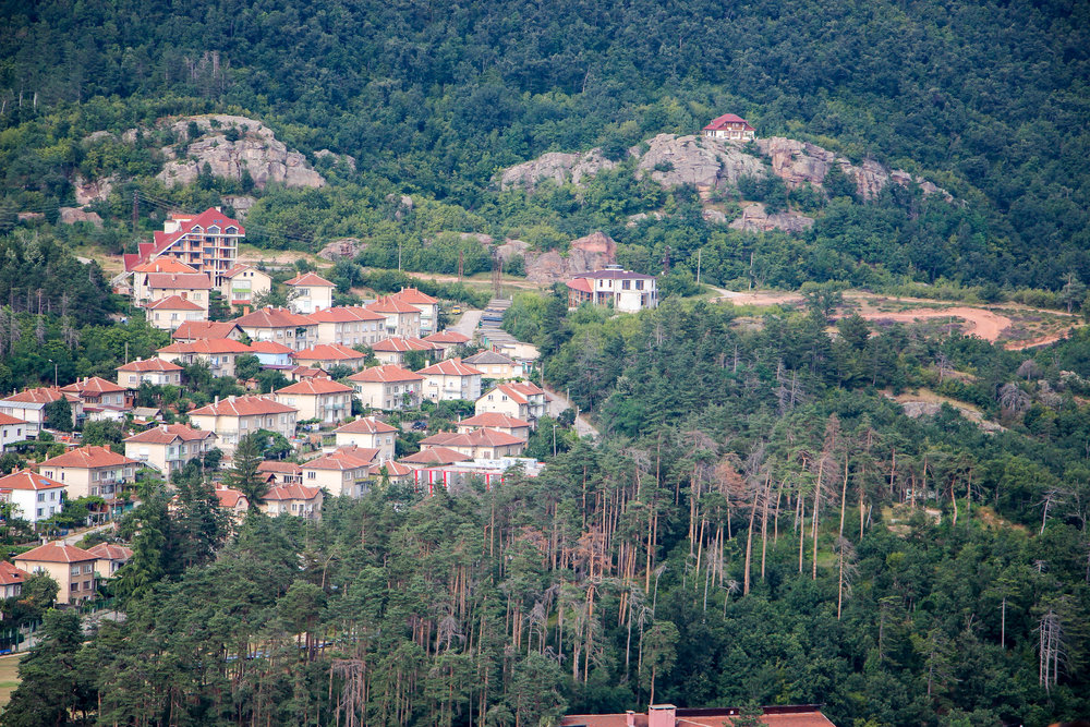Belogradchik, Bulgaria, Europe | DoLessGetMoreDone.com |