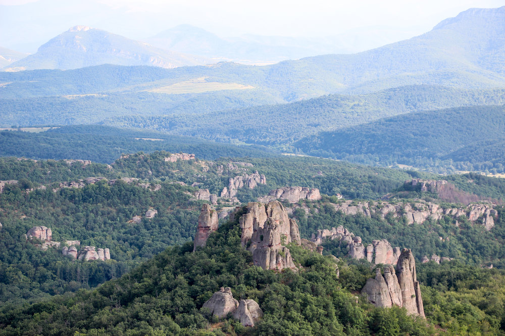Belogradchik Rocks, Bulgaria, Europe | DoLessGetMoreDone.com |