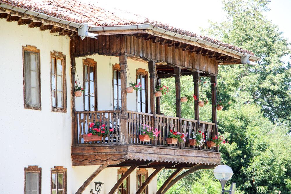 Klisurski Monastery, Bulgaria, Europe | DoLessGetMoreDone.com |