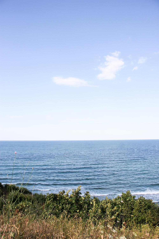 Black Sea, Bulgaria, Europe | DoLessGetMoreDone.com |