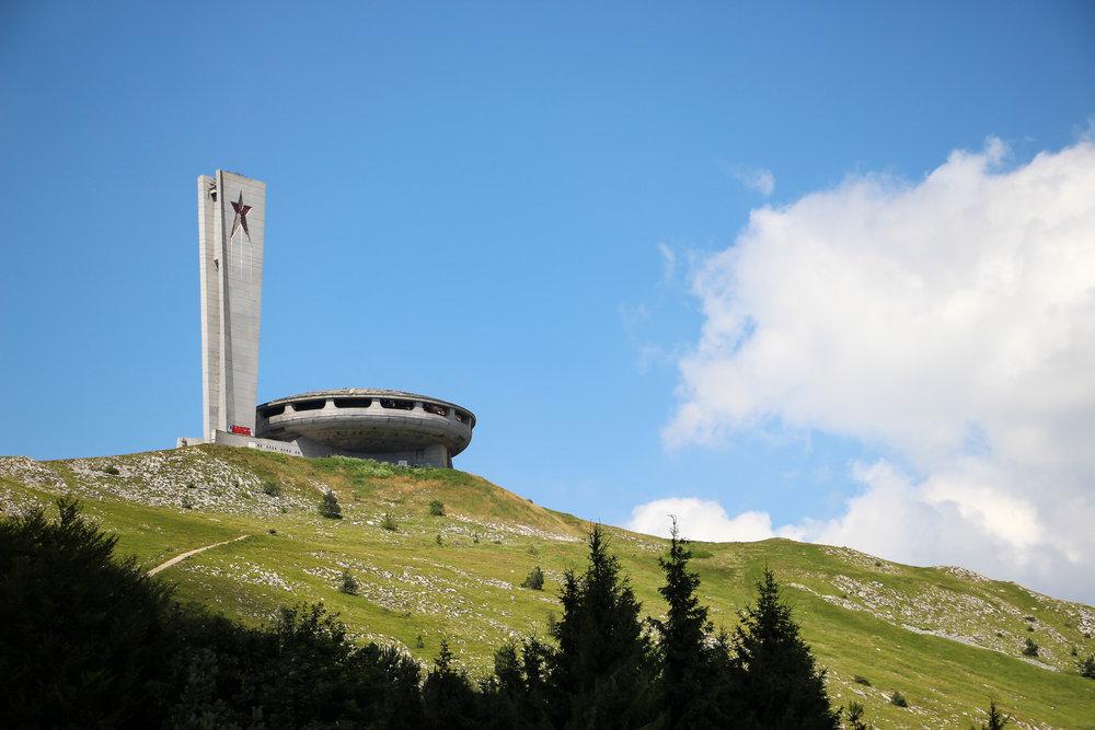 Buzludzha, Bulgaria, Europe | DoLessGetMoreDone.com |