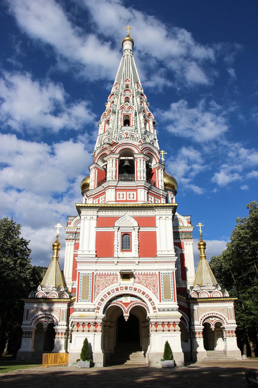 Shipka Memorial Church, Bulgaria, Europe | DoLessGetMoreDone.com |
