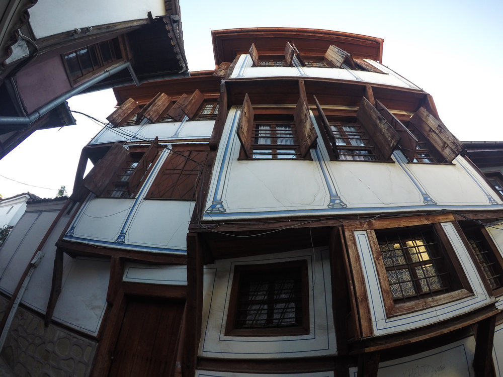Old Town, Plovdiv, Bulgaria, Europe | DoLessGetMoreDone.com |