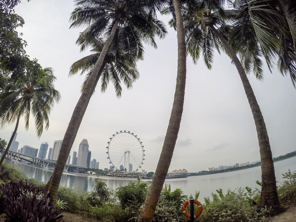 Marina Bay, Singapore, Southeast Asia | DoLessGetMoreDone.com |