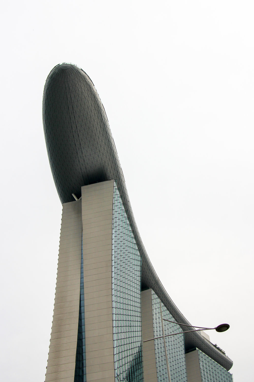 Marina Bay Sands, Singapore, Southeast Asia | DoLessGetMoreDone.com |