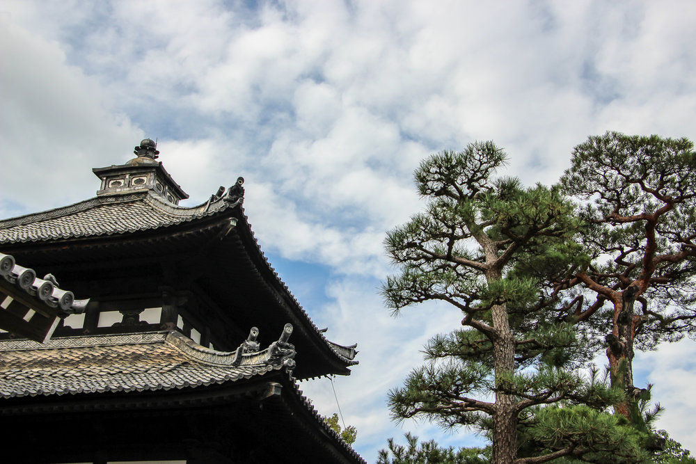 Kennin-ji Temple, Kyoto, Japan, East Asia | DoLessGetMoreDone.com |