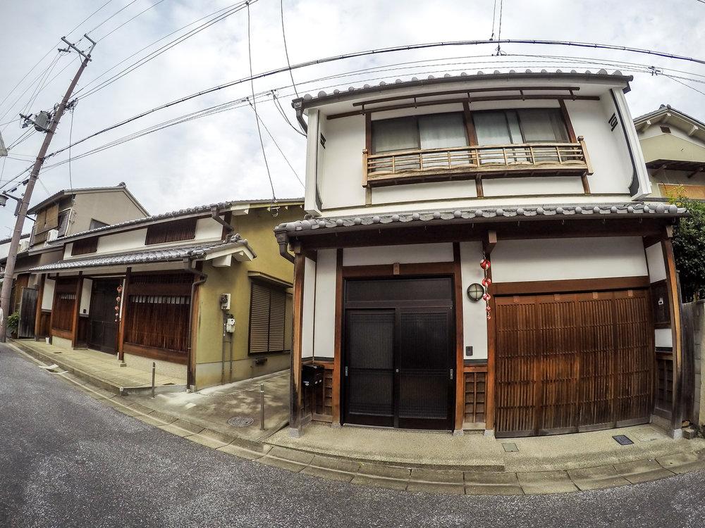 Naramachi district, Nara, Japan, Asia | DoLessGetMoreDone.com | Where Do You Feel Right At Home?