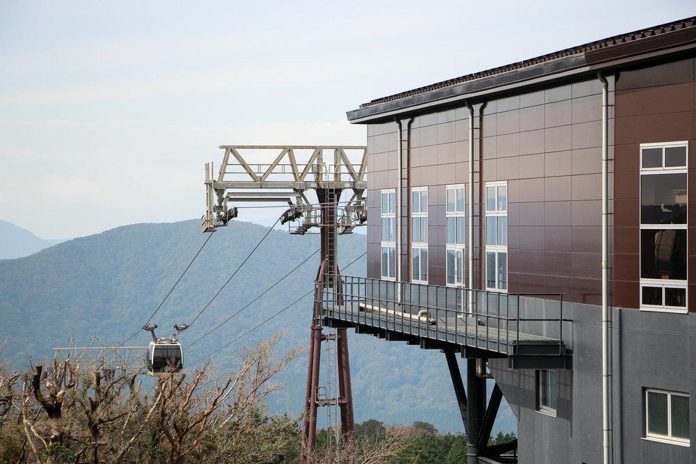 Hakone In A Simple Way Like That   Owakudani, Hakone, Volcano, Ropeway   Fuji-Hakone-Izu National Park, Japan, Asia   DoLessGetMoreDone.com  