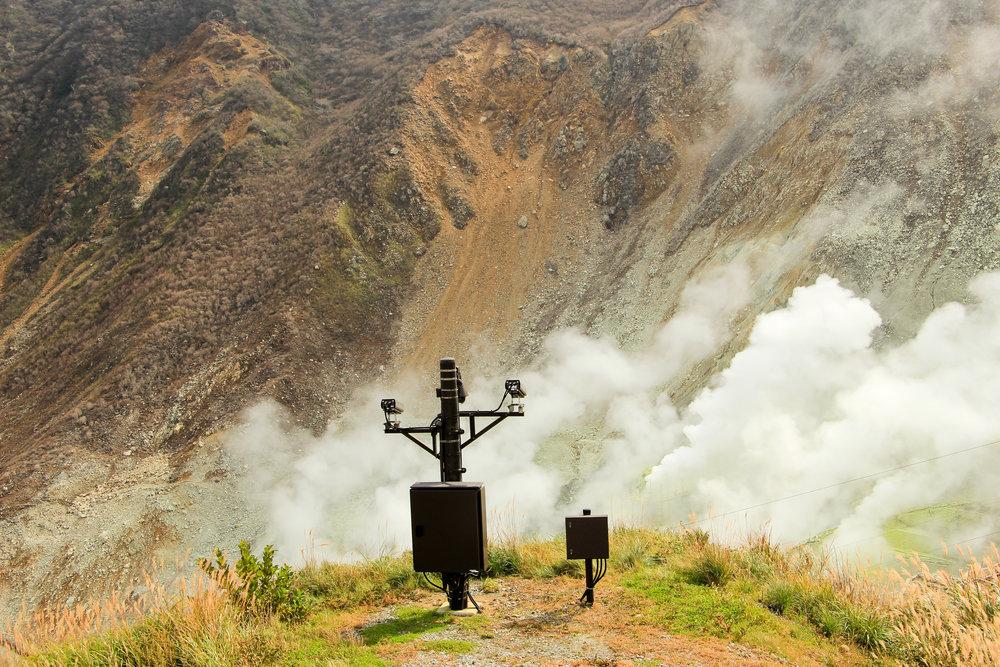 Hakone In A Simple Way Like That   Owakudani, Mount Hakone, Volcano   Fuji-Hakone-Izu National Park, Japan, Asia   DoLessGetMoreDone.com  
