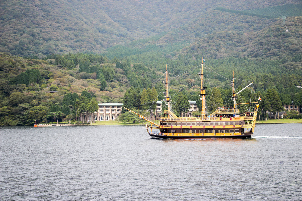 Hakone In A Simple Way Like That   Lake Ashi, Hakone   Fuji-Hakone-Izu National Park, Japan, Asia   DoLessGetMoreDone.com  