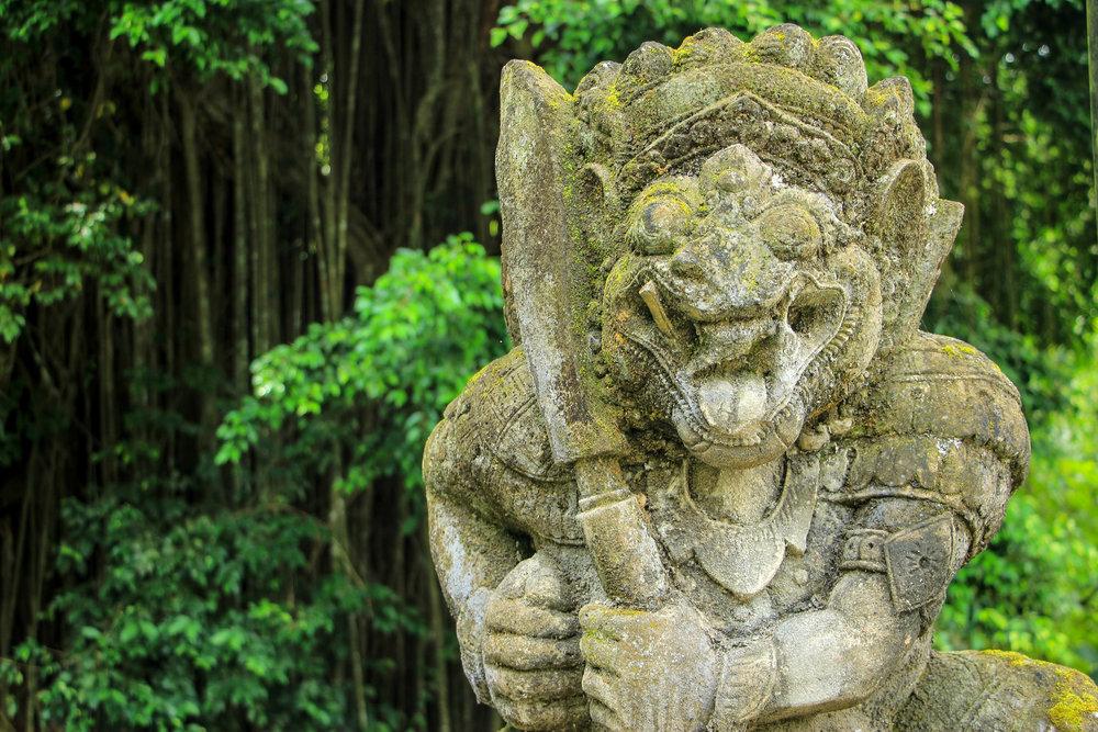 Ubud, Bali, Asia | DoLessGetMoreDone.com |