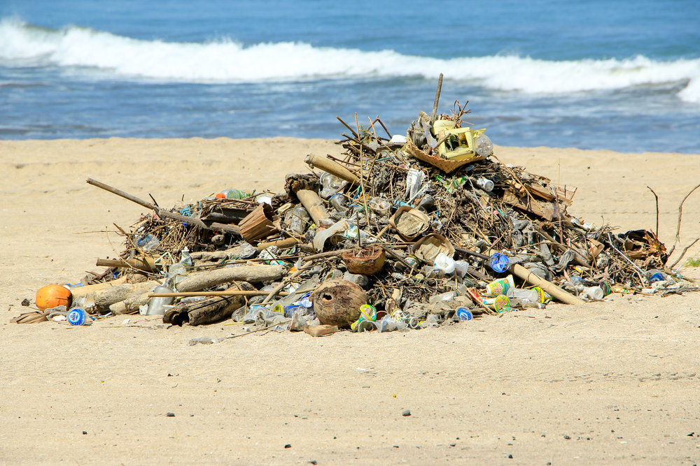 plastic pollution, waste management, Bali, Indonesia, Asia | DoLessGetMoreDone.com |