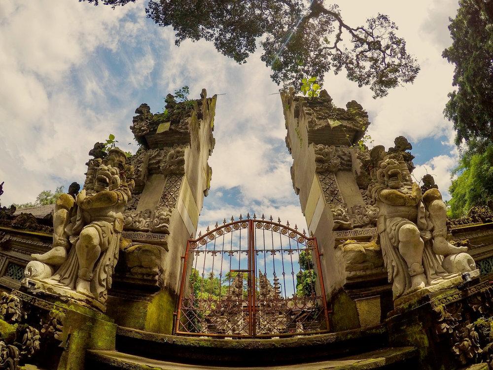 temple,Bali, Indonesia, Asia | DoLessGetMoreDone.com |