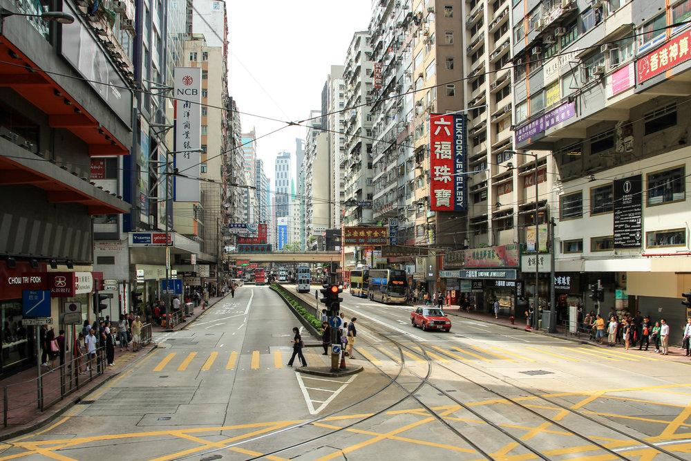 Hong Kong, Hong Kong Island, street photography, urban jungle, Asia | DoLessGetMoreDone.com |
