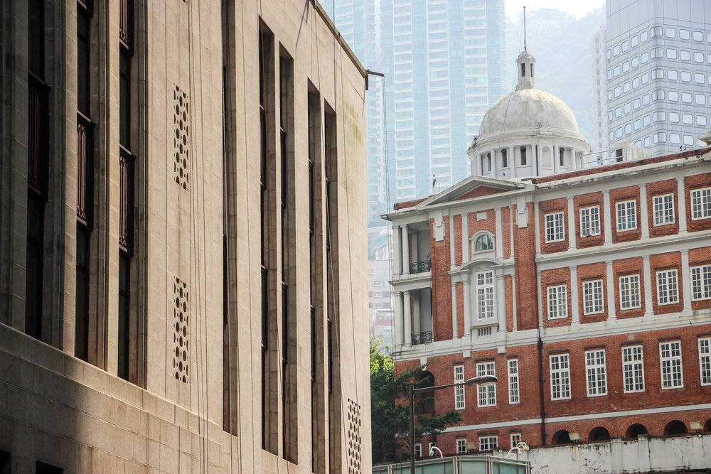 Hong Kong, Hong Kong Island, architecture, Asia | DoLessGetMoreDone.com |