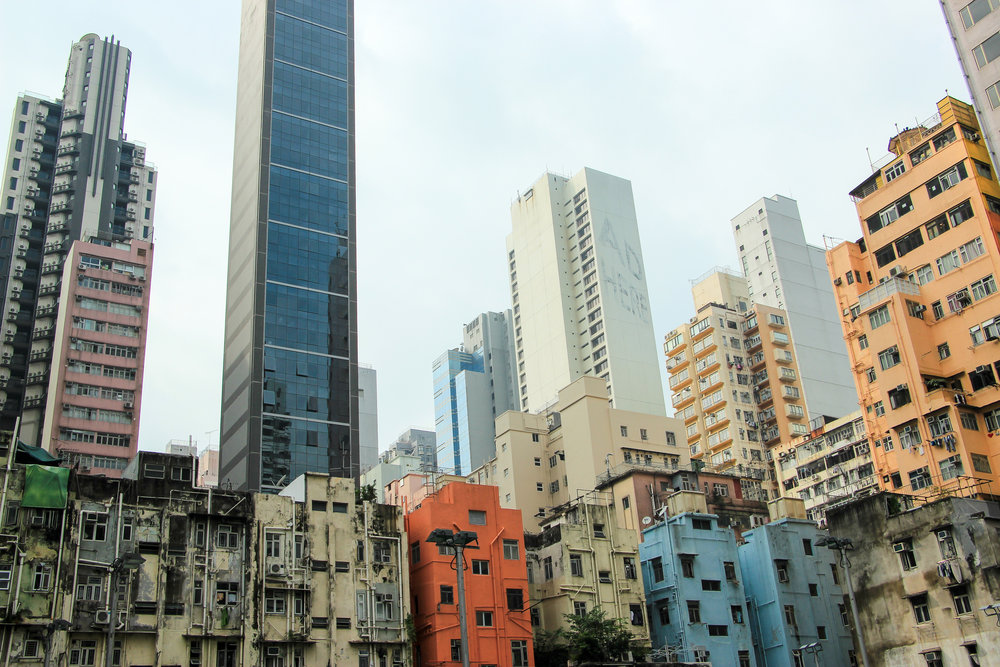 Hong Kong, Hong Kong Island, architecture, lifestyle, Asia | DoLessGetMoreDone.com |