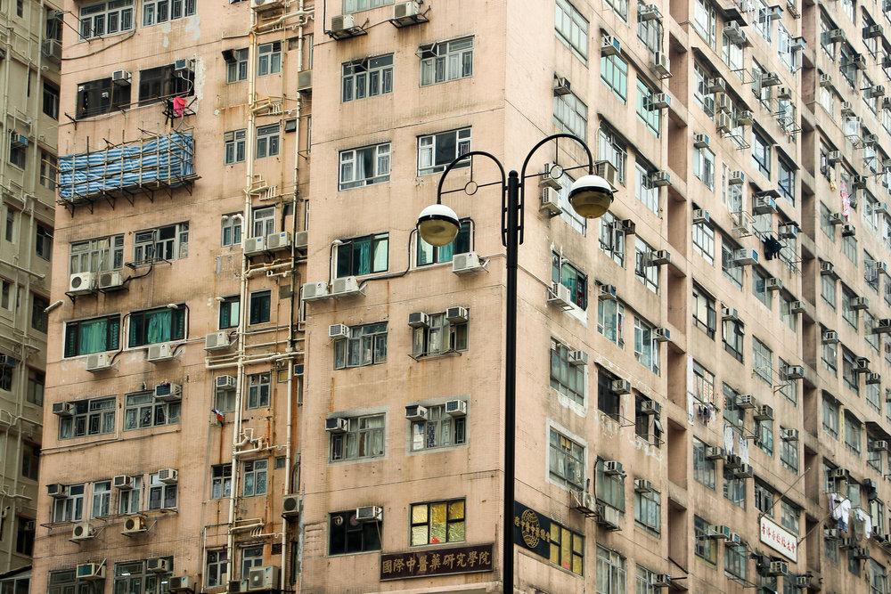HONG KONG, KOWLOON, Street, light, ASIA | DOLESSGETMOREDONE.COM |