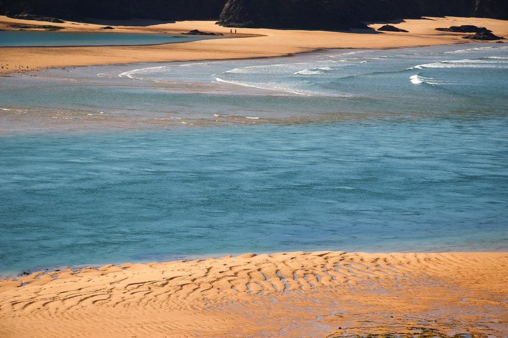 Praia do Farol,Vila Nova De Milfontes |Alentejo, Portugal, Europe | DoLessGetMoreDone.com | How to be on the good side of traveling?