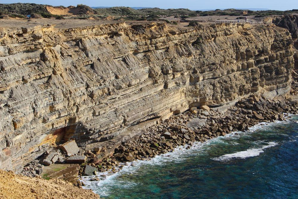 Praia do Amado, Portugal, Europe | DoLessGetMoreDone.com | What can we do to make it better?
