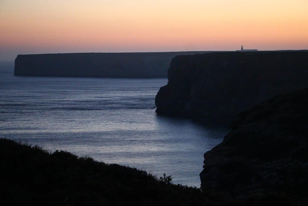 Cabo de São Vicente, Portugal, Europe | DoLessGetMoreDone.com | What can we do to make it better?