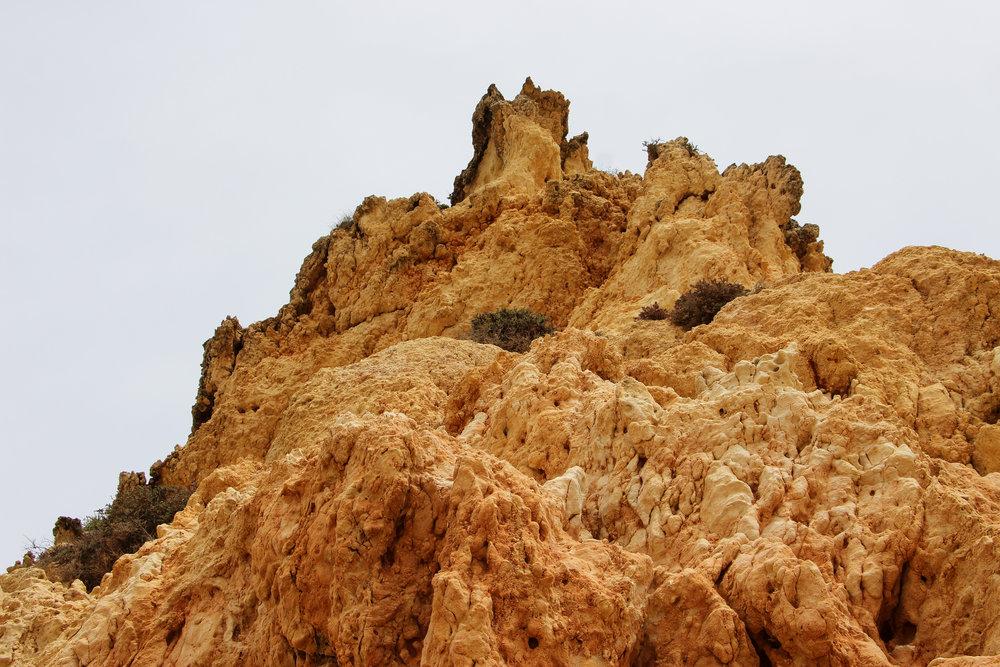 Alvor Praia da Prainha, Portugal, Europe | DoLessGetMoreDone.com | What can we do to make it better?