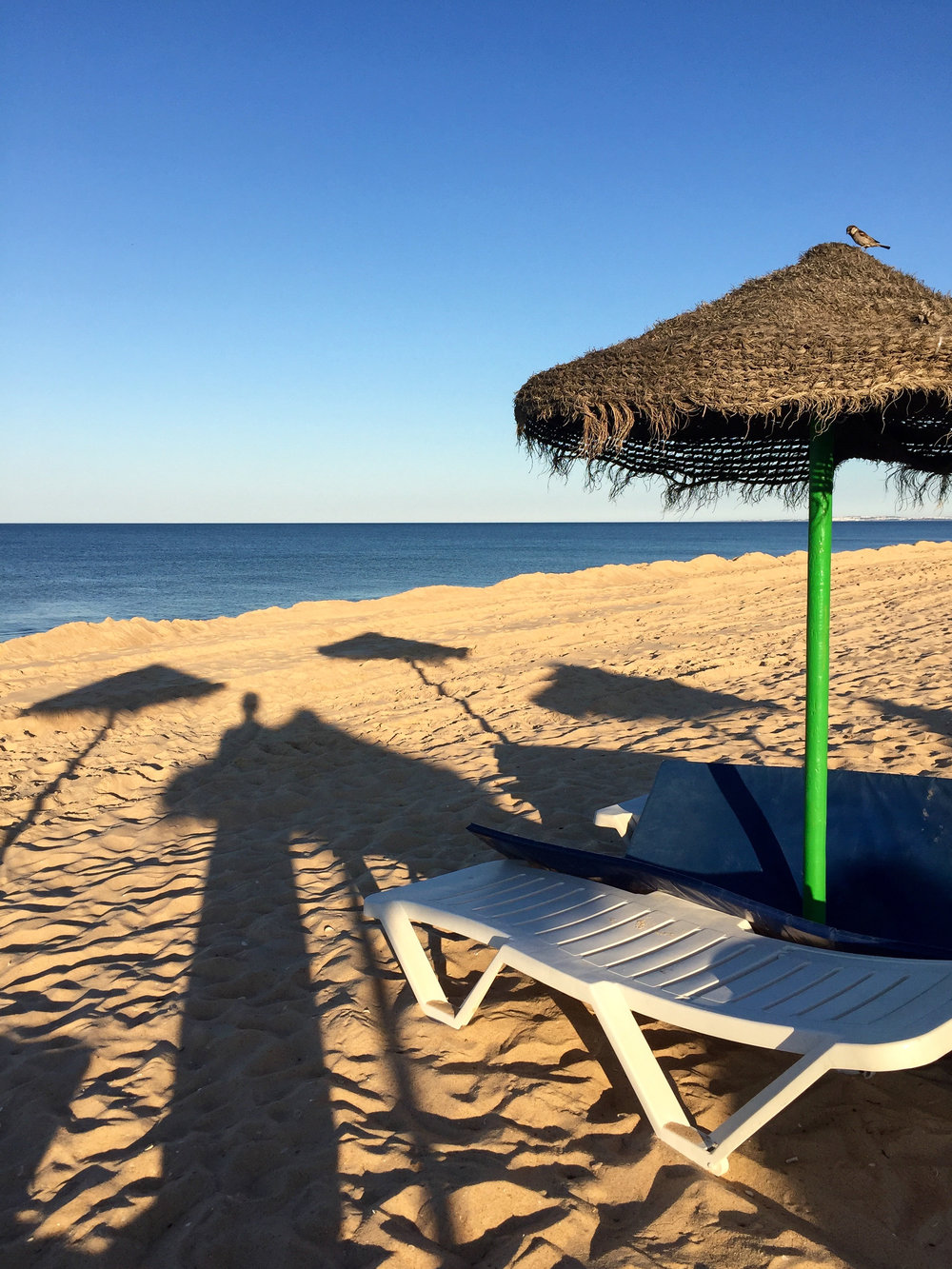 Praia da Quinta do Lago, Portugal, Europe | DoLessGetMoreDone.com | What can we do to make it better?