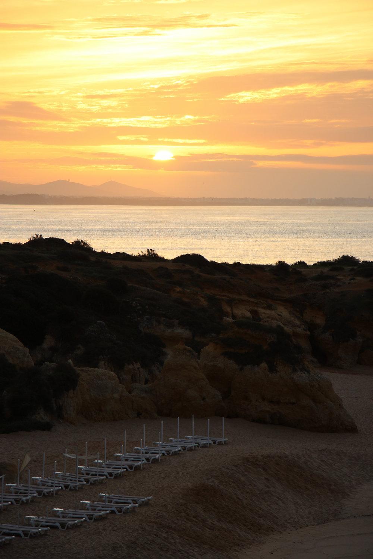 Praia de Arrifes, Portugal, Europe | DoLessGetMoreDone.com | What can we do to make it better?