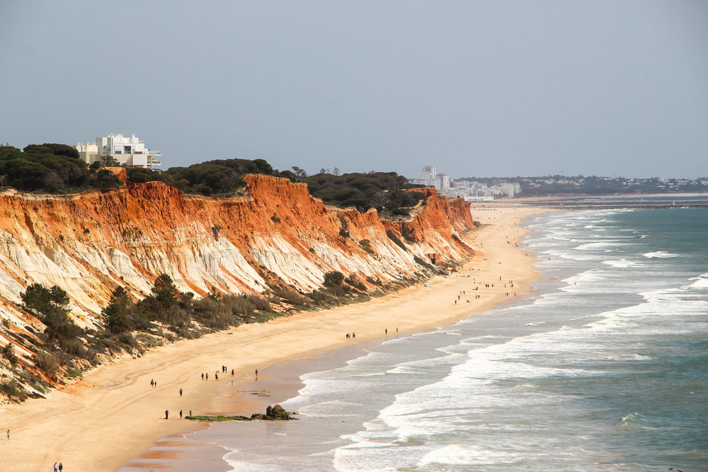 Olhos de Água, Portugal, Europe | DoLessGetMoreDone.com | What can we do to make it better?