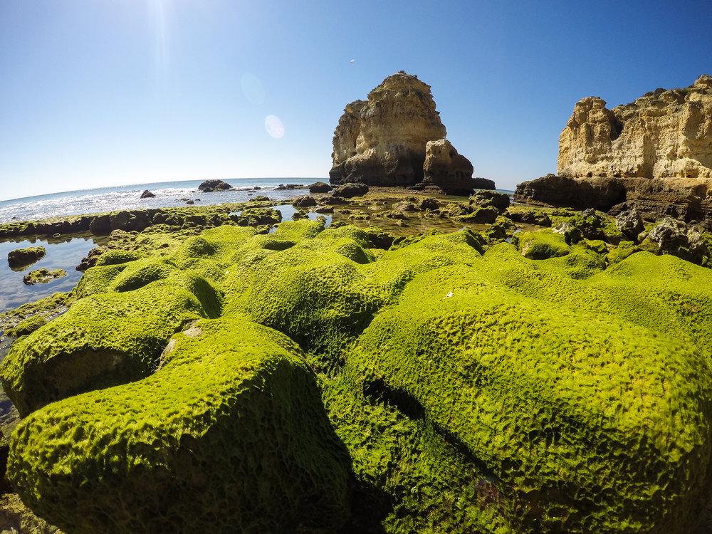Praia da Ponta Grande, Portugal, Europe | DoLessGetMoreDone.com | What can we do to make it better?
