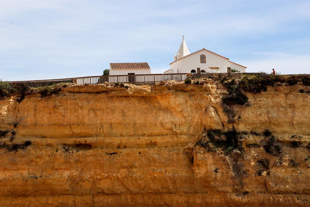 Fort of Nossa Senhora da Rocha (Porches), Portugal, Europe | DoLessGetMoreDone.com | What can we do to make it better?