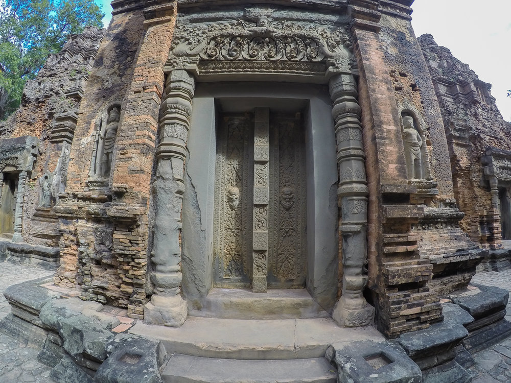 One Moment At A Time   Prasat Kravan, Angkor, Siem Reap, Cambodia, Asia   DoLessGetMoreDone.com  