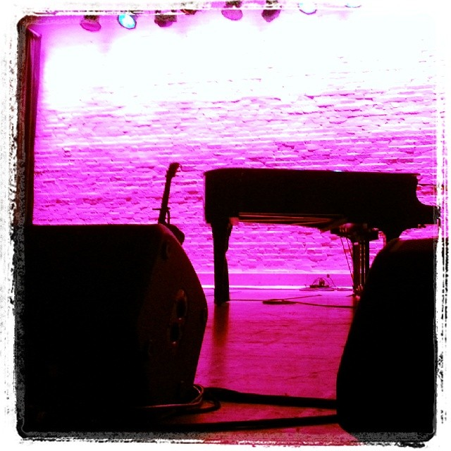 Front Row center for Rickie Lee Jones!