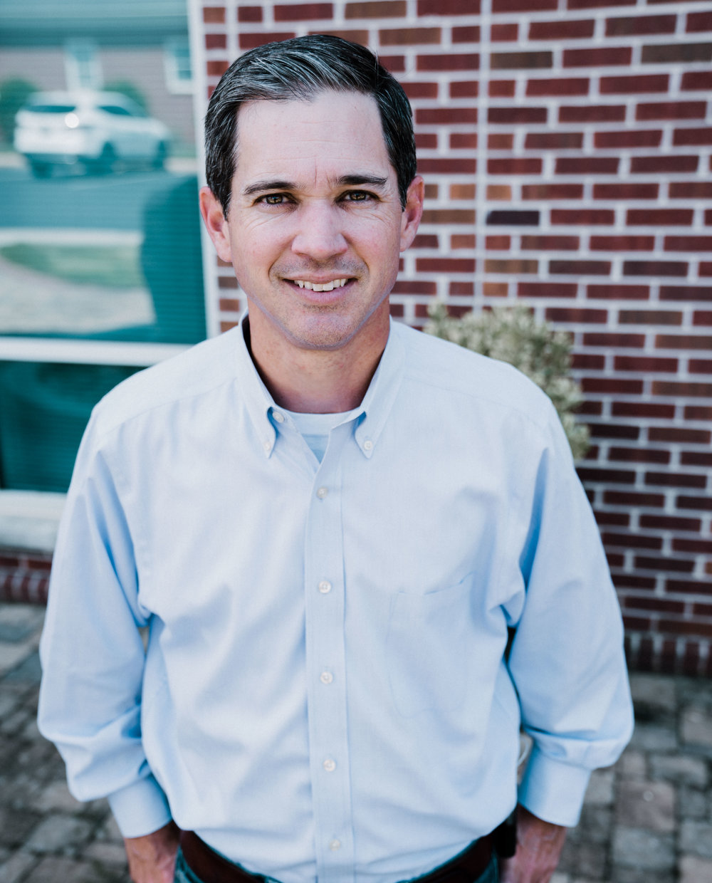 Rev. Chase Stone  Discipleship and Evangelism Pastor