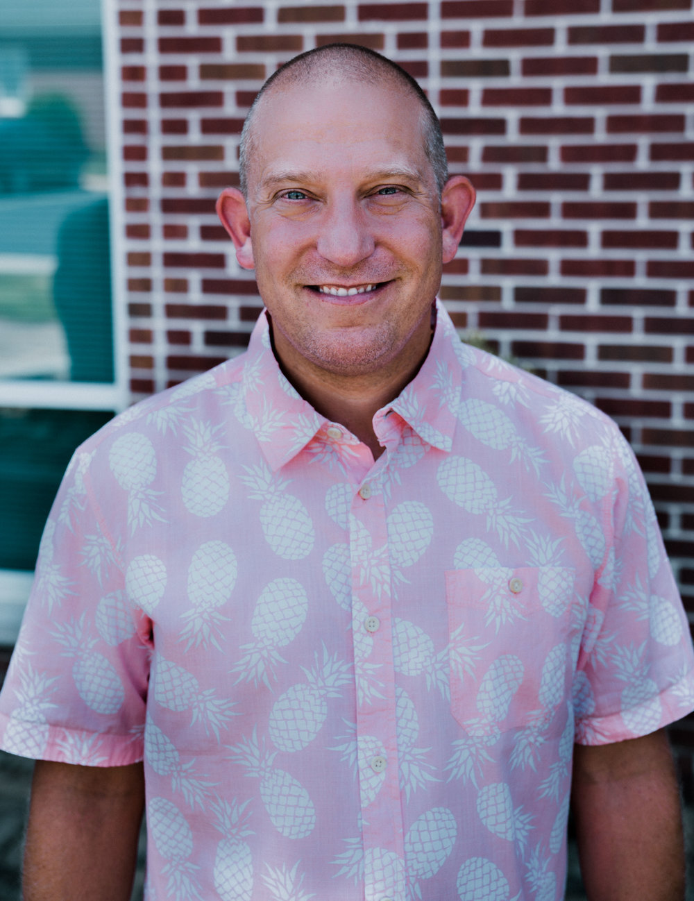 Rev. Evan Dickson  Children's Pastor