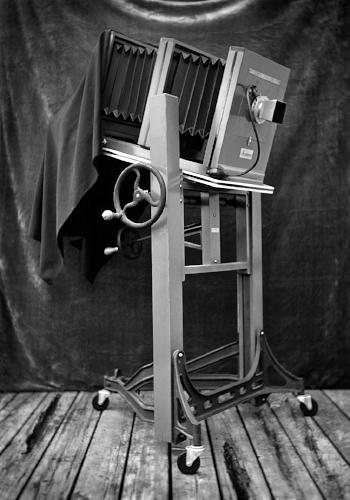 1944 8x10 Ansco Studio No. 5