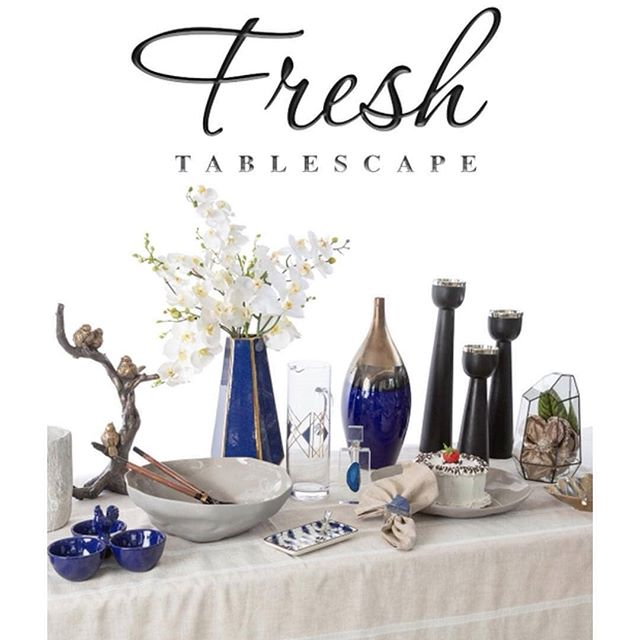 Another awesome photoshoot for the amazing @prezzehomeandgifts. Check out their unique gift and home decor options in their beautiful store stores! #gifts #shop #homedecor #photography #stilllifephotography #commercialphotography #tablesetting