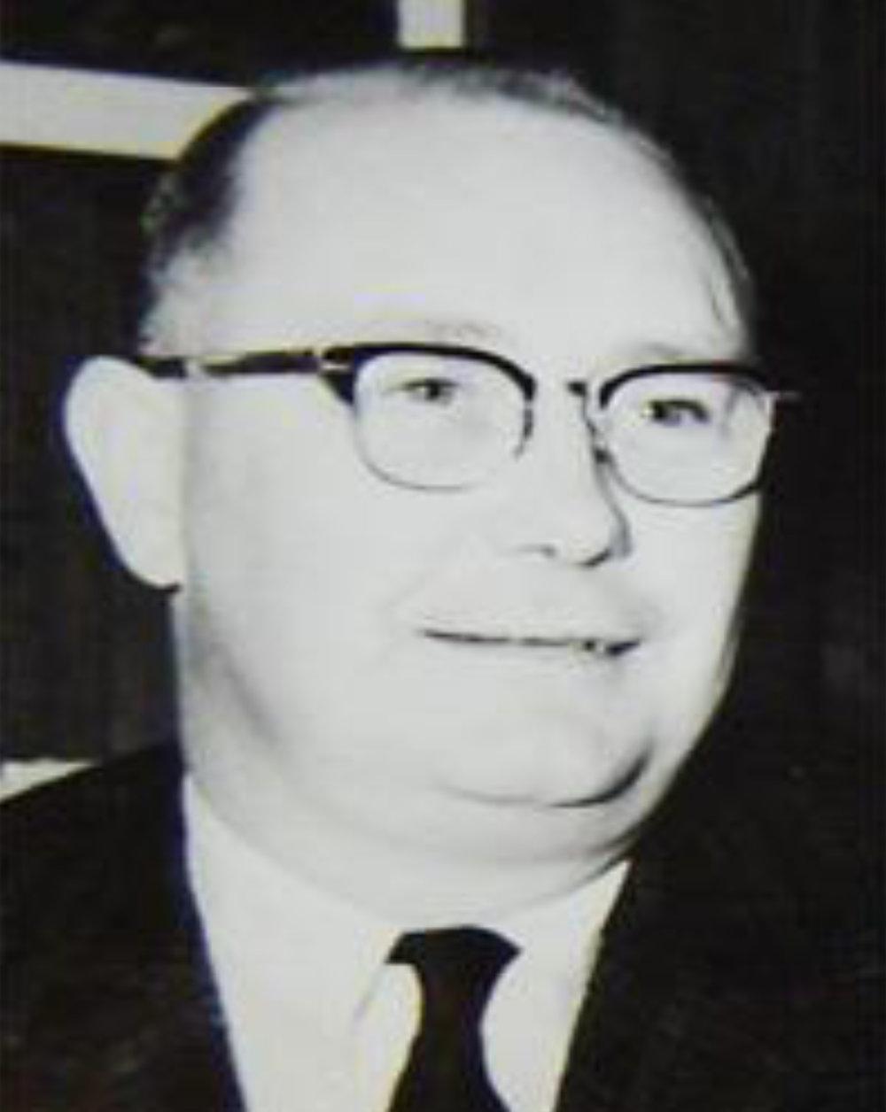 "V. RICHARD ""DICK"" HOOVER"