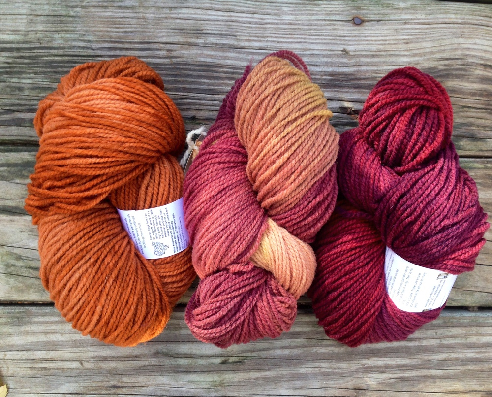Romney Ridge Downeast Yarns