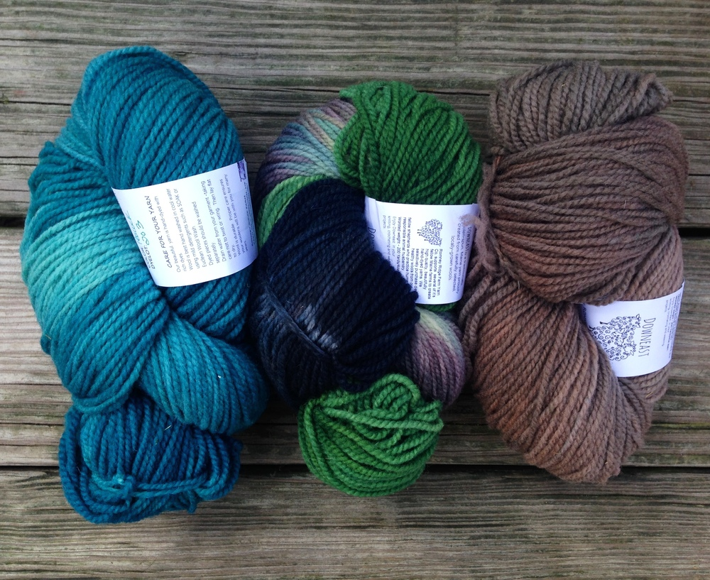 Romney Ridge Yarns & Wool