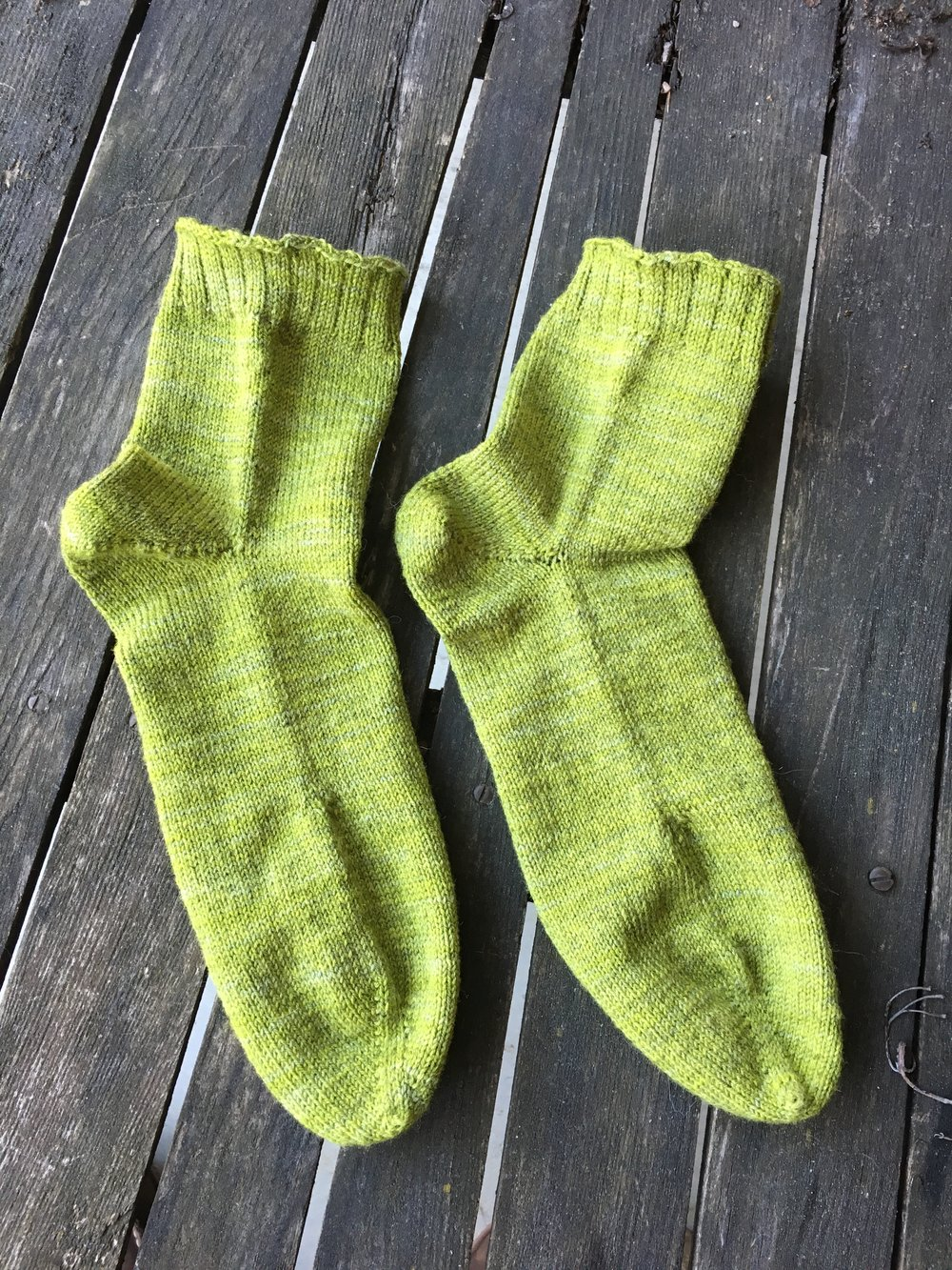 Custom size your own socks!