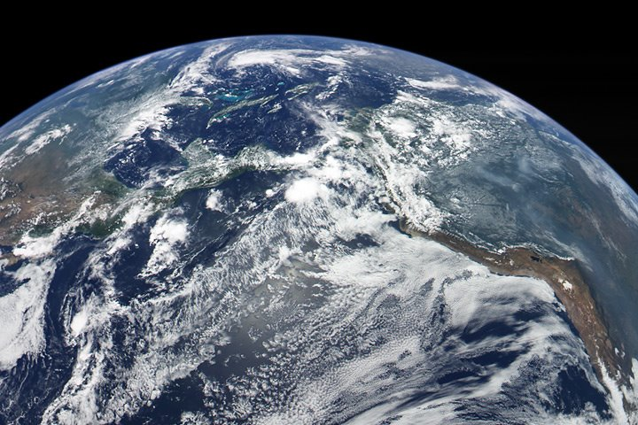 """""""...too often we fail to make the more critical connection between Earth and Human Dignity."""""""
