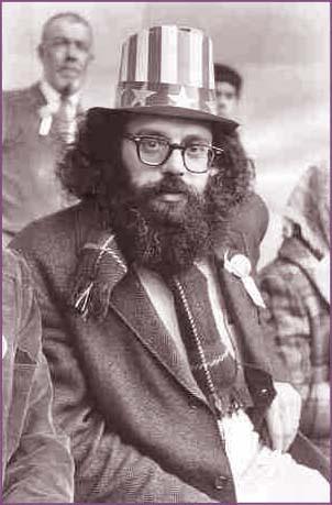 (Photo: Allen Ginsberg)