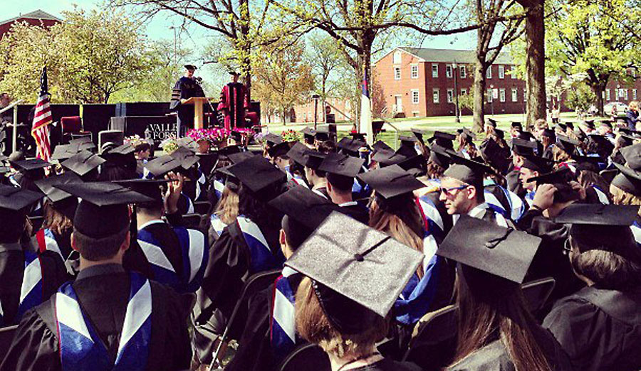 """...we're living on the cusp of a renaissance of the Christian college..."" Photo via dailyfinance.com"