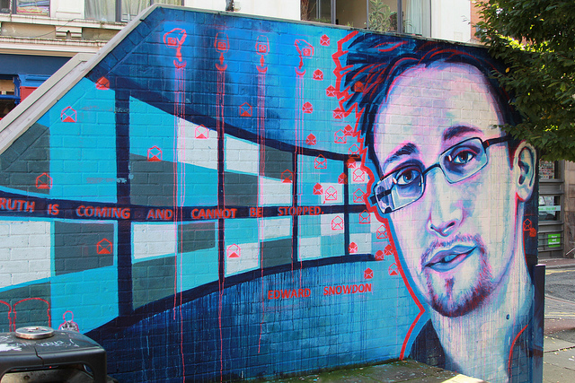 """Truth is coming, and it cannot be stopped"" -Edward Snowden"
